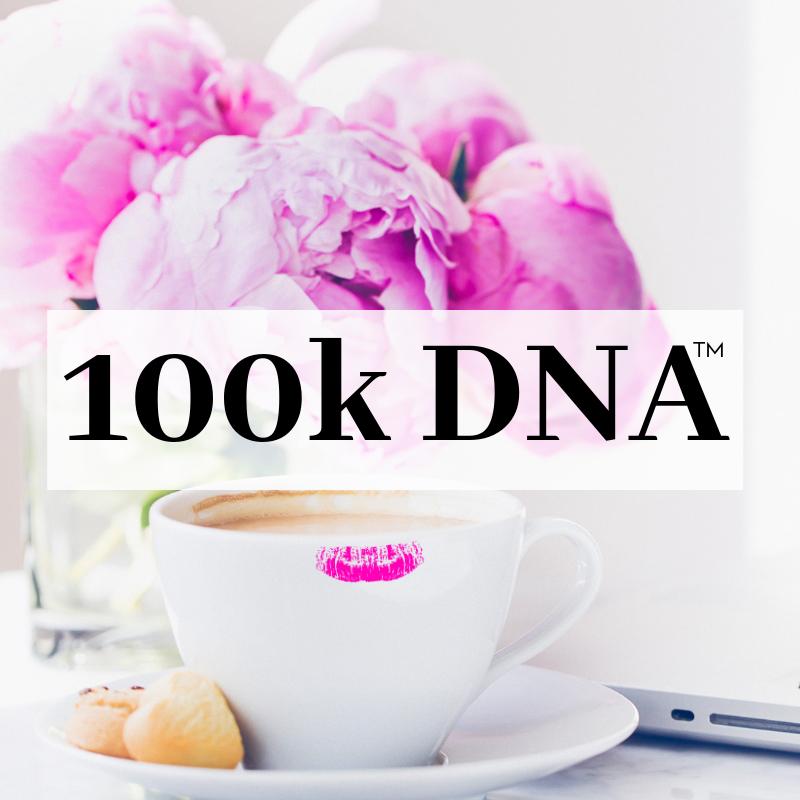 Lin Eleoff's 100k DNA