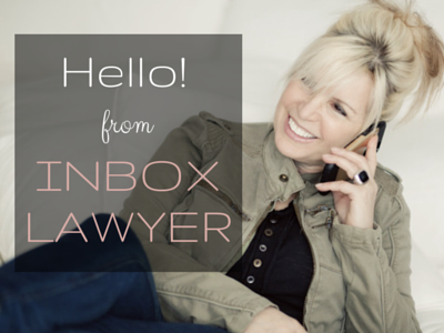 Hello from inbox lawyer