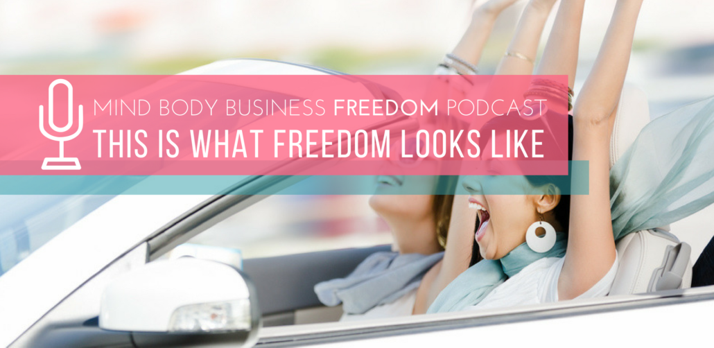CREATE A FREEDOM CALENDAR THAT WILL SET YOU FREE