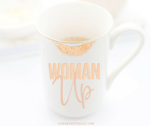 Lin Eleoff's The Woman Up Project
