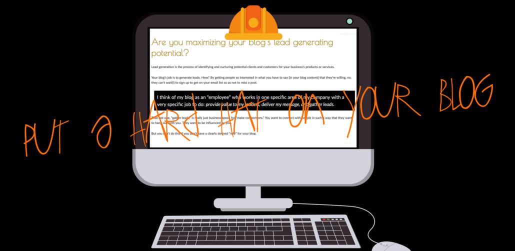 lead generation blog