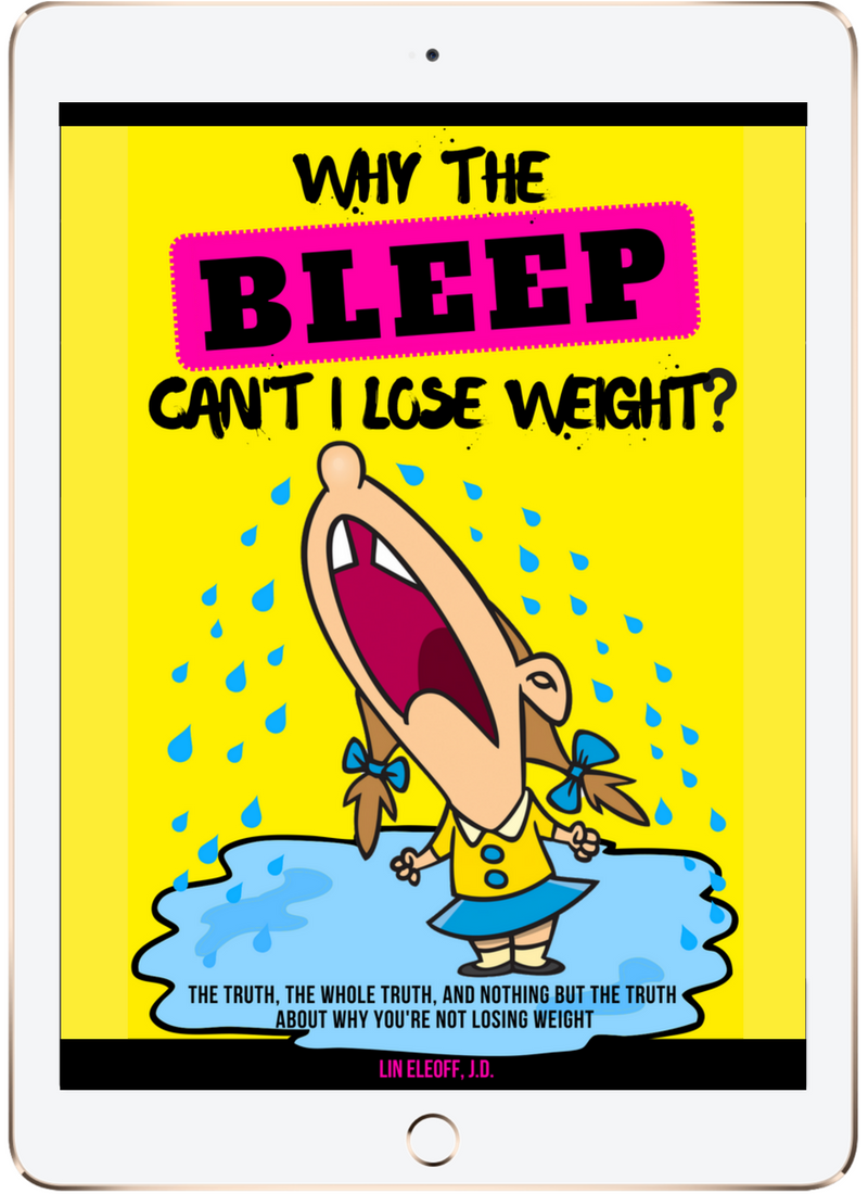 why the bleep can't i lose weight